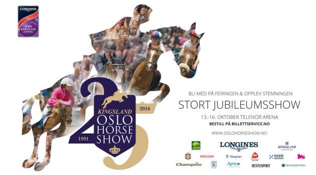 KINGSLAND OSLO HORSE SHOW 2016