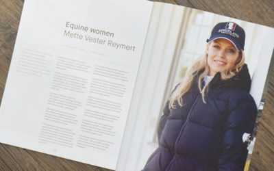 EQUINE WOMAN: METTER VESTER REYMERT