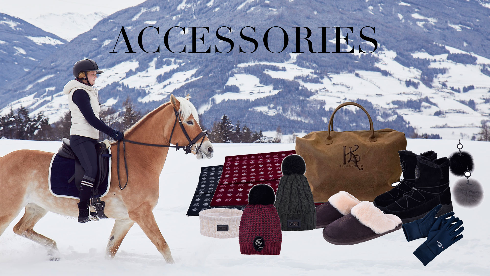 Christmas gifts idea – Accessories