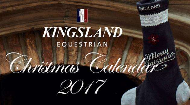 KINGSLAND CHRISTMAS CALENDAR 2017