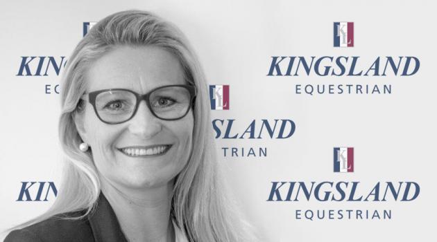 NEW CEO TO KINGSLAND