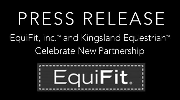 PRESS RELEASE: EQUIFIT, INC