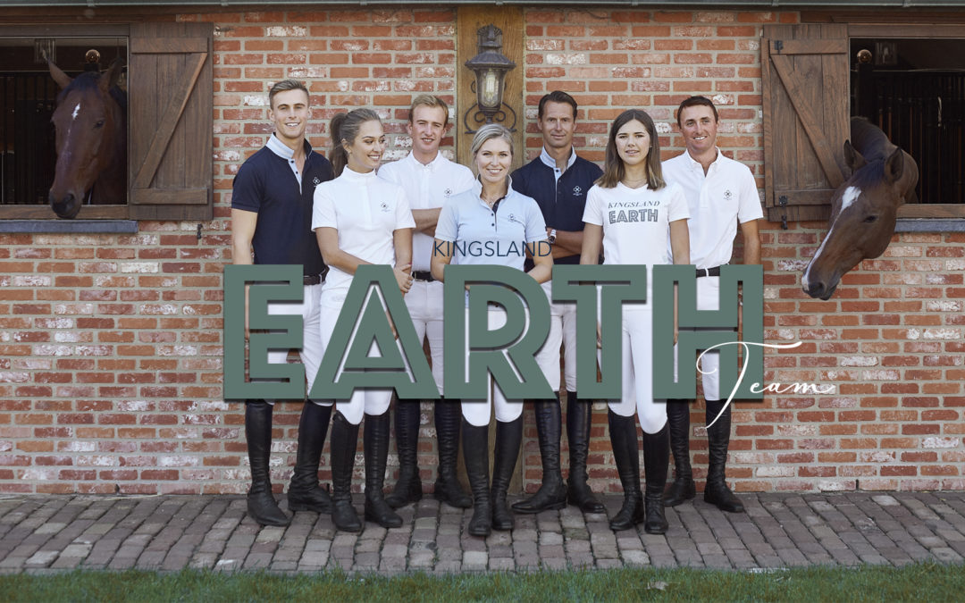 KINGSLAND EARTH – BECAUSE WE CARE