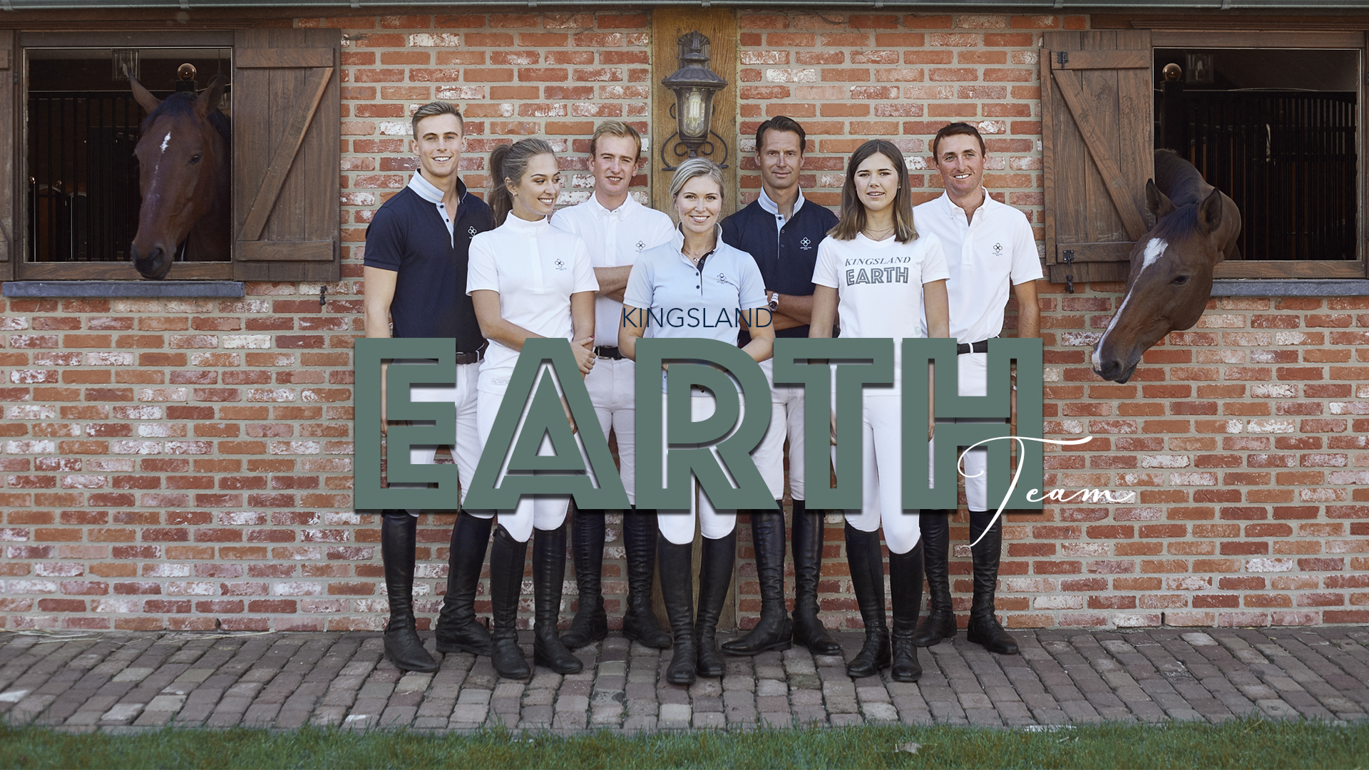 KINGSLAND EARTH – BECAUSE WE CARE
